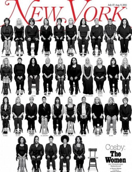 Bill Cosby, le donne molestate dall'attore unite contro lo stupro
