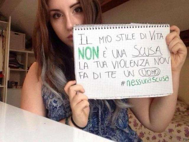 Assolti per stupro di gruppo, parte campagna social di solidarietà per la ragazza