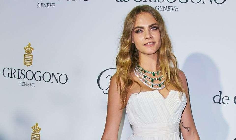 Cara Delevingne lascia la moda a 23 anni: Troppo stress