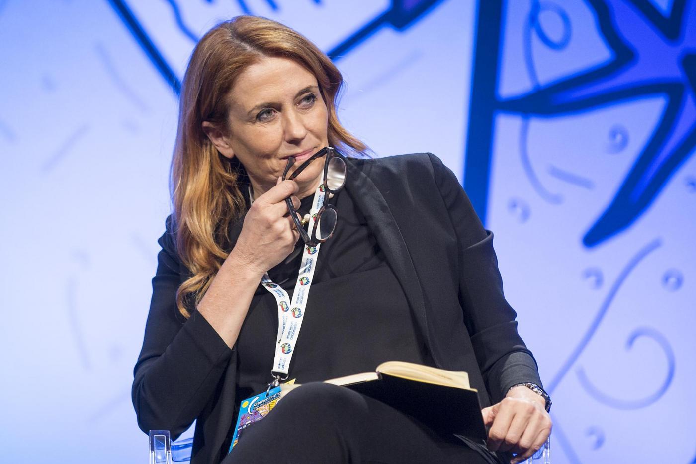 Chi è Monica Maggioni, il nuovo Presidente Rai