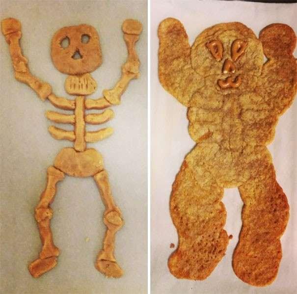 Dolci di Halloween: come dovrebbero venire e come vengono in realtà [FOTO]