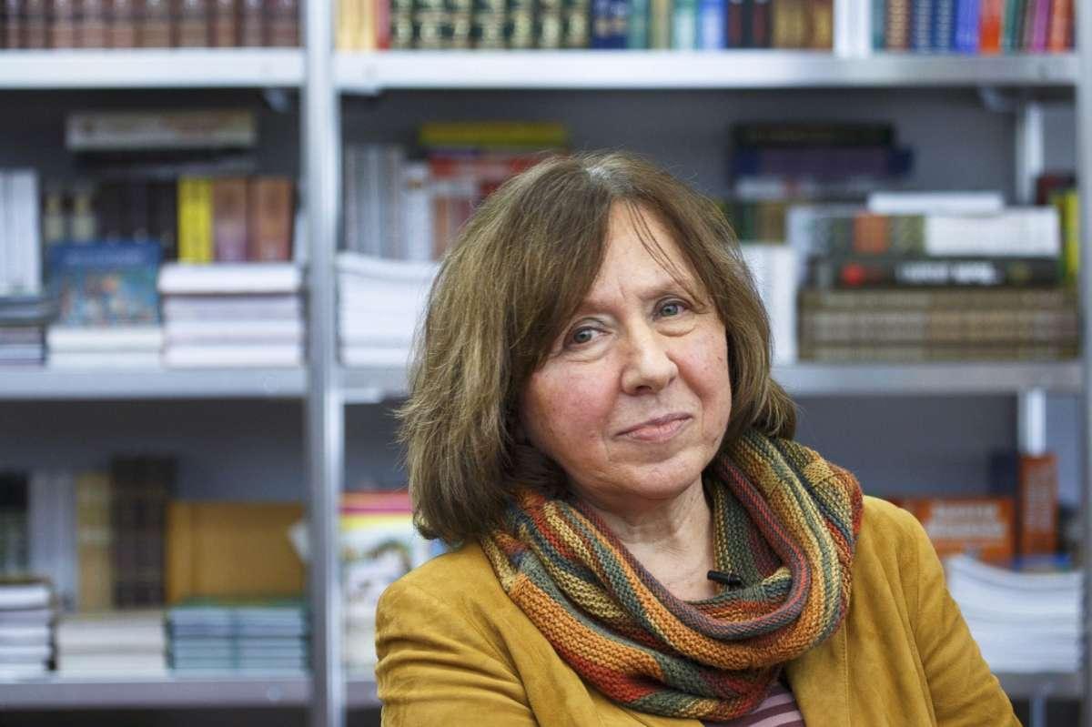 Chi è Svetlana Aleksievic, la giornalista insignita del Nobel per la Letteratura 2015