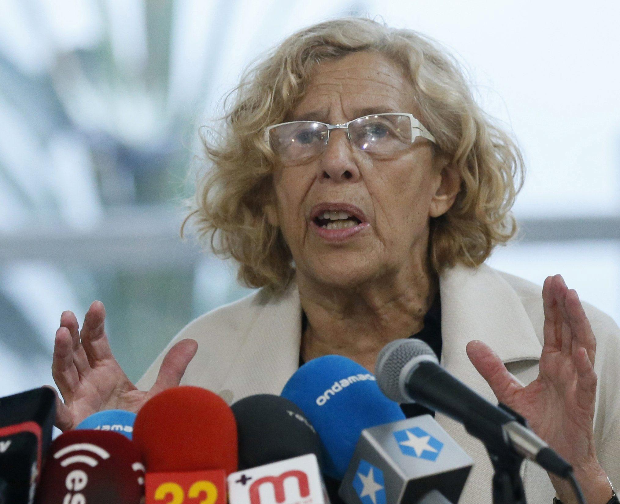 Madrid e femminicidio: la sindaca annuncia 3 giorni di lutto