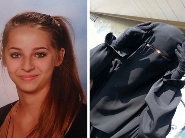 Isis: uccisa 17enne austriaca che si era unita ai jihadisti