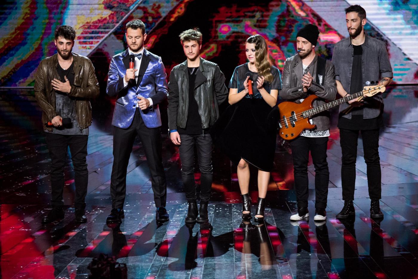 X Factor: quinto live show a Milano