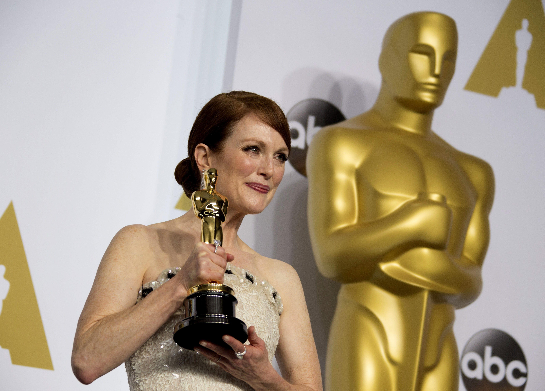 Julianne Moore vince il Premio Oscar 2015 come migliore attrice