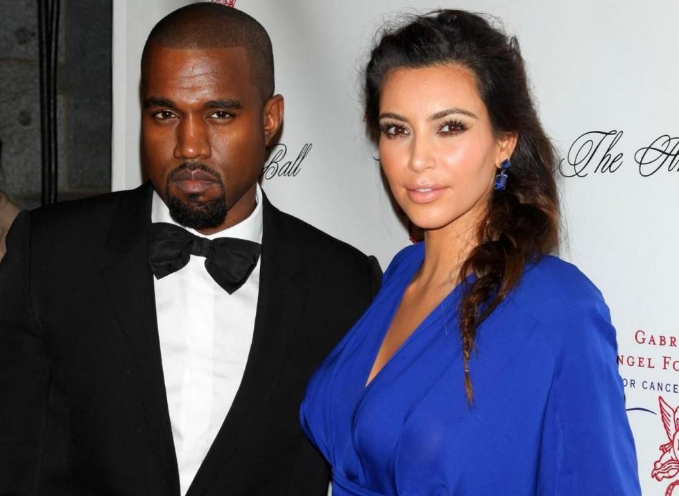 Kim Kardashian mamma bis di Saint