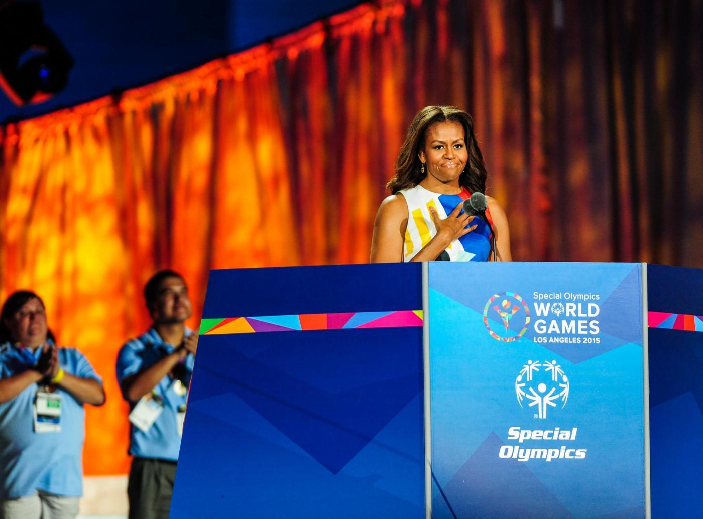 Michelle Obama donna influente del 2015