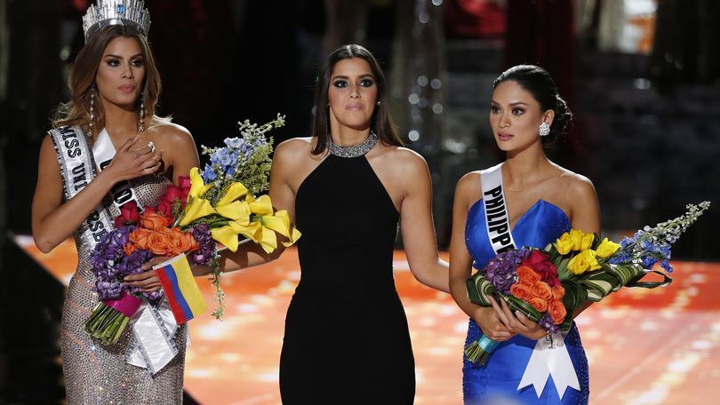 Miss Universo 2015: incoronata la ragazza sbagliata