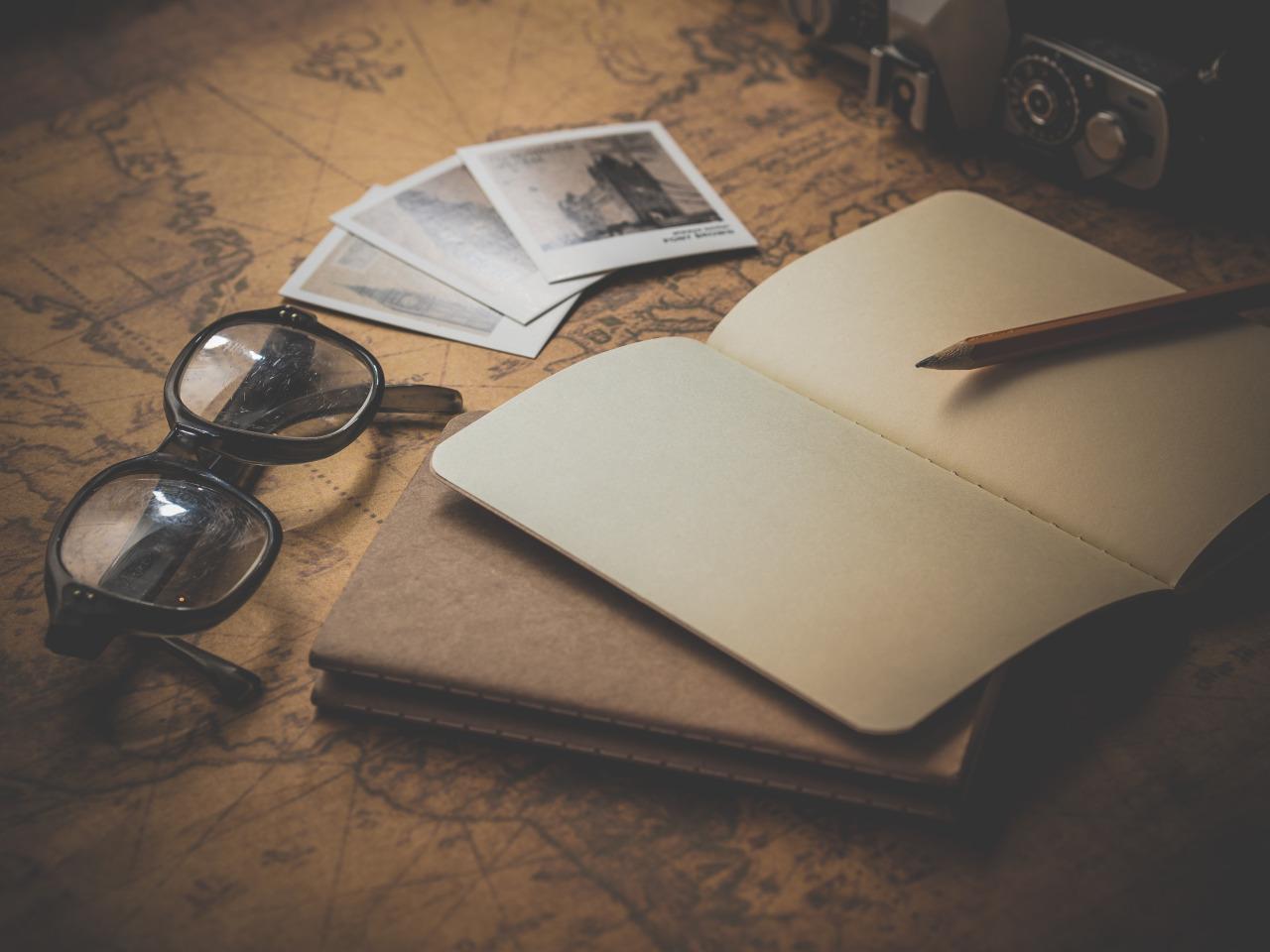 Prendere appunti su un'agenda