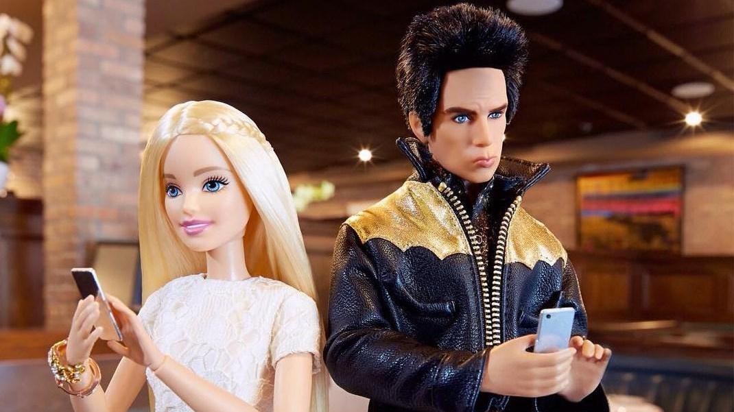 zoolander e barbie