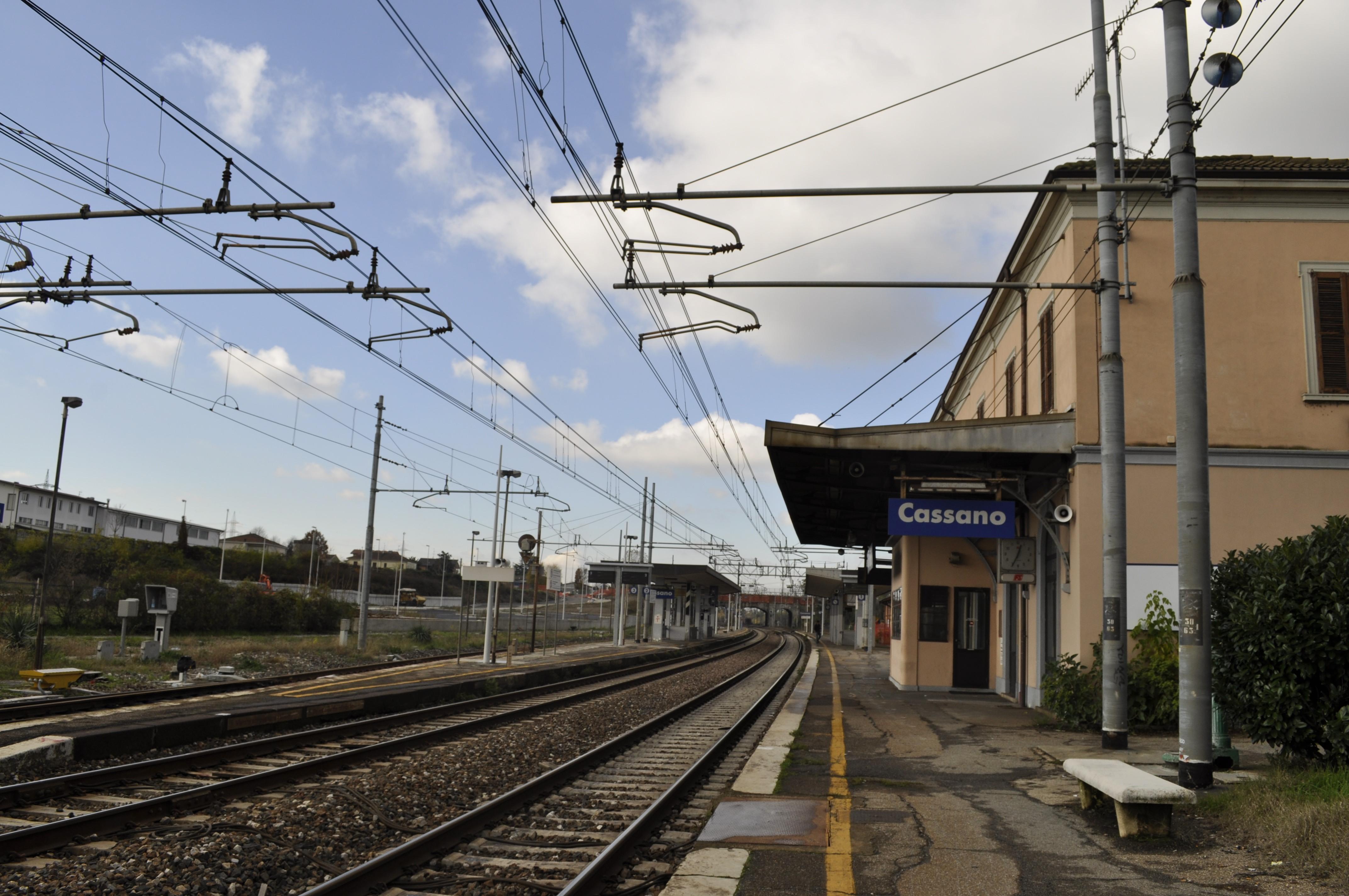 stazione Cassano d'Adda
