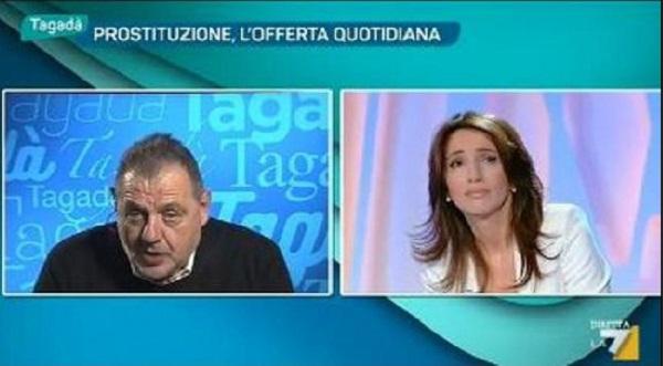 Prostituzione minorile: Vissani accusa le ragazzine italiane di fare le stupide