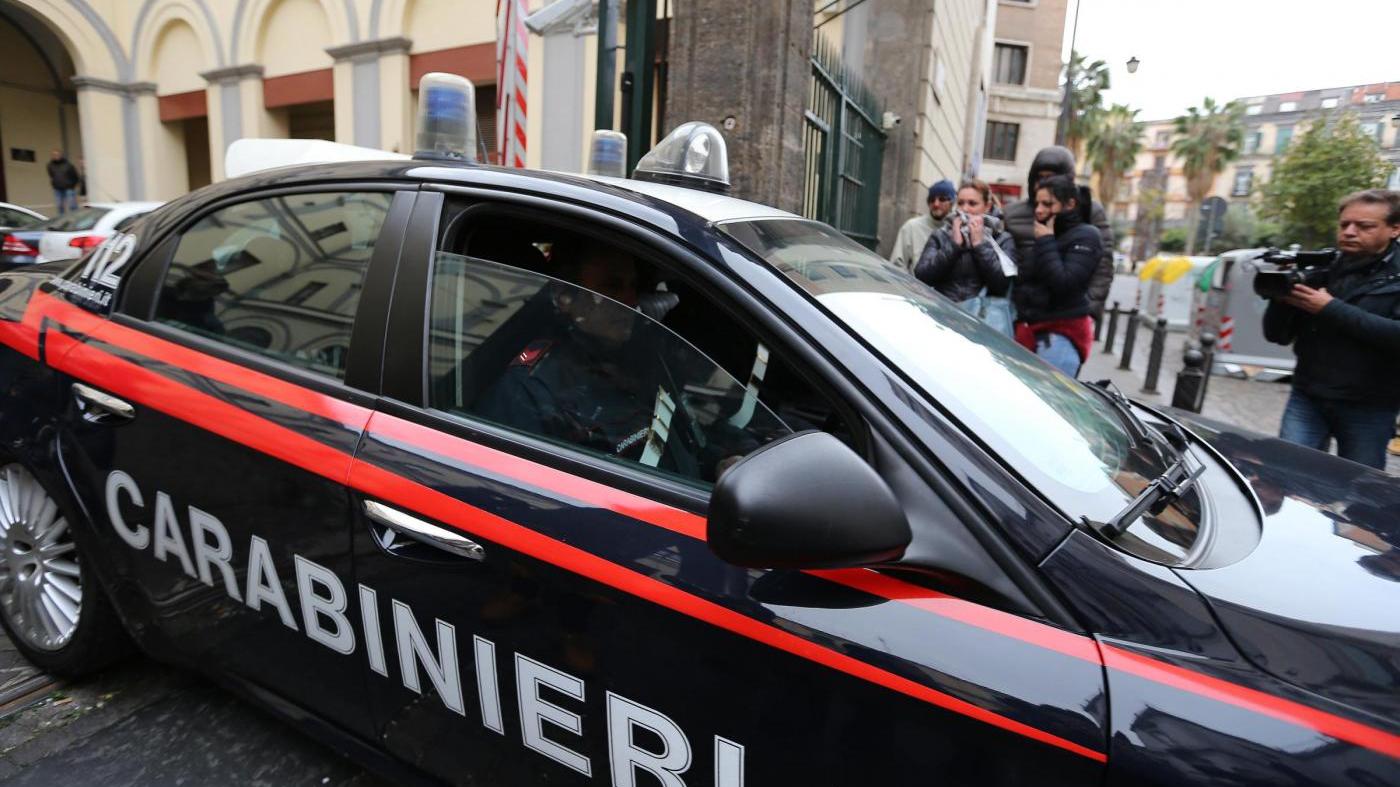 arrestato boss mafioso