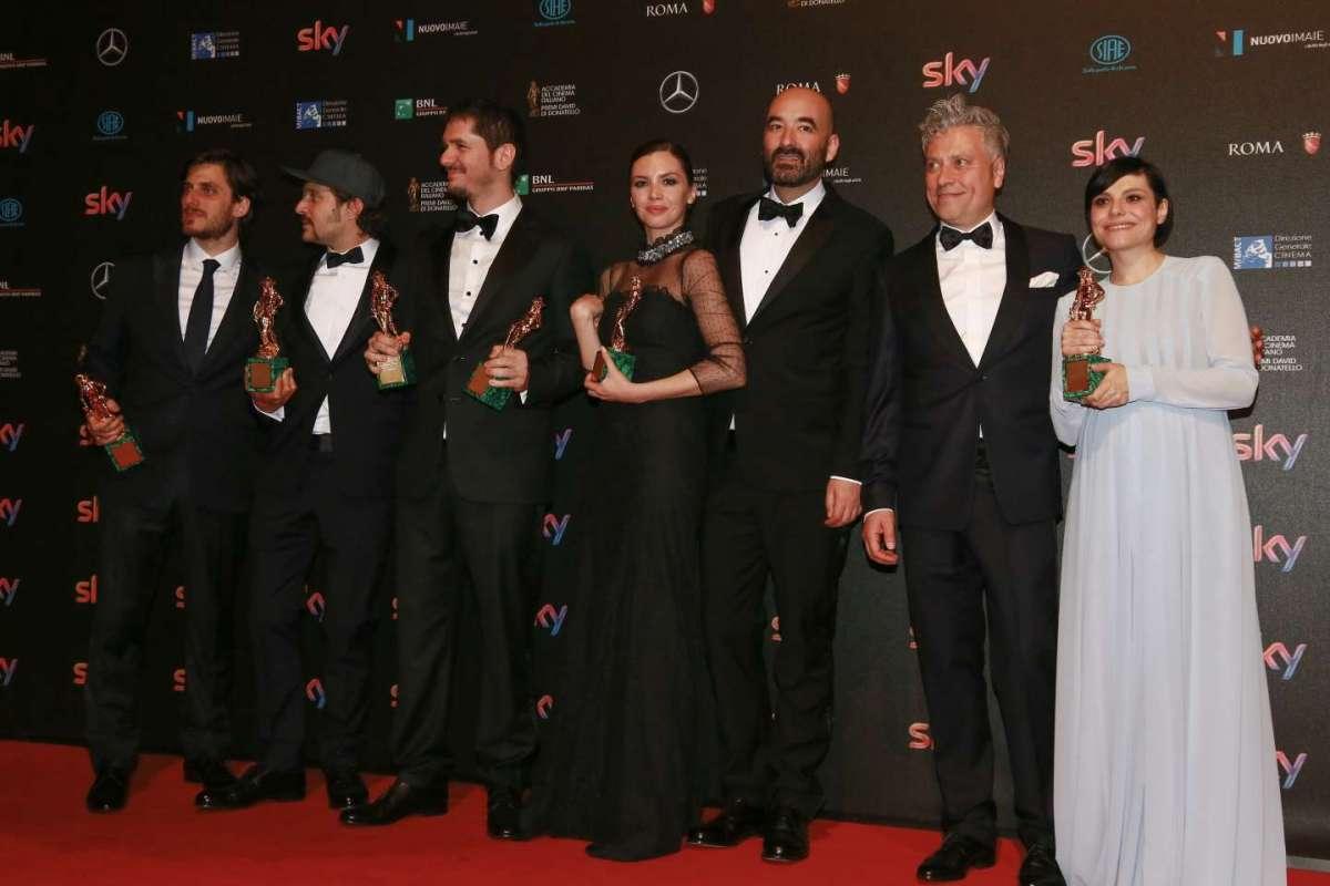 David di Donatello 2016, i premi e i vincitori [FOTO]