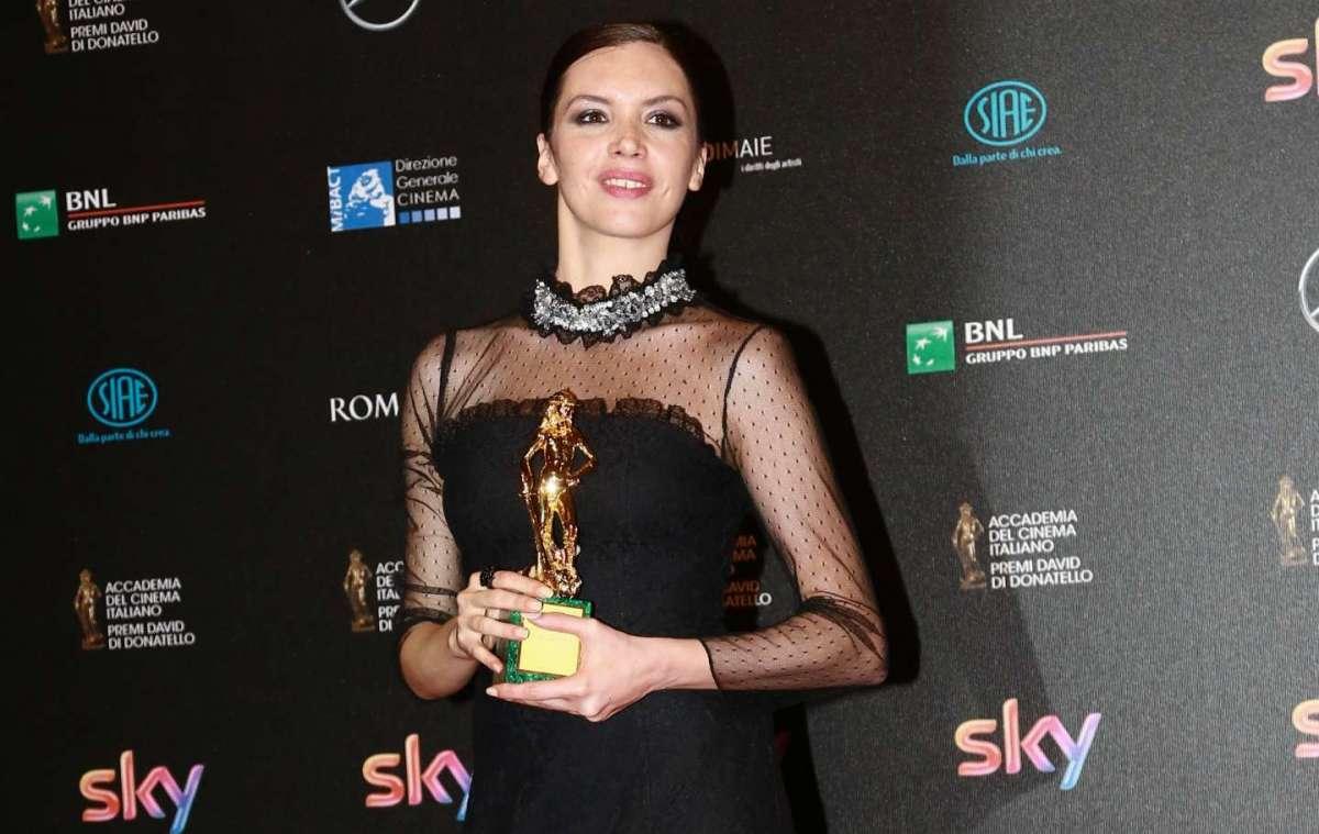 Ilenia Pastorelli, chi è l'ex gieffina che ha vinto il David di Donatello [FOTO]