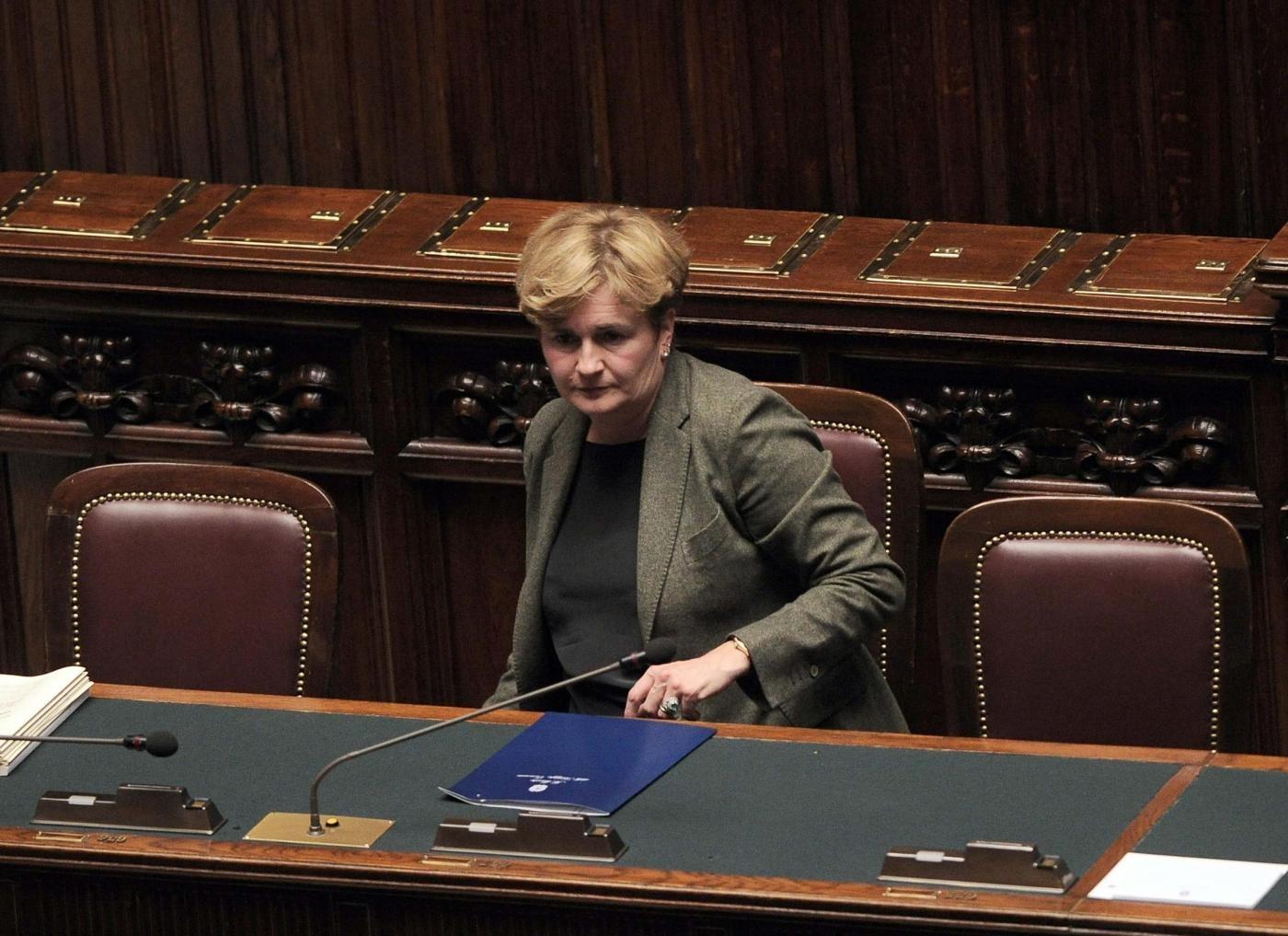 ministro guidi dimissioni