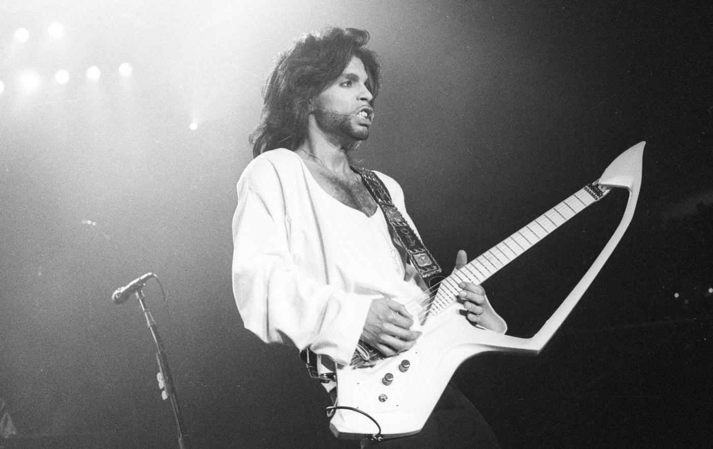 Morto il cantante Prince a Minneapolis