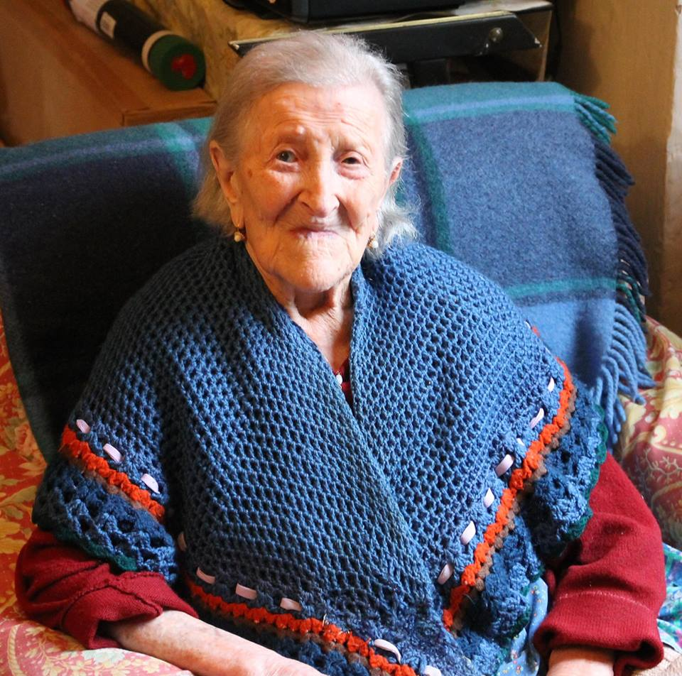 Muore la donna più anziana al mondo, ora il primato passa all'italiana Emma Morano