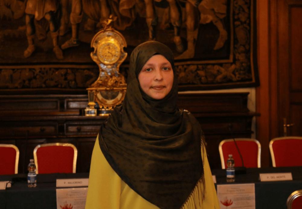 Ospite del Festival dei diritti umani 2016 a Milano