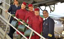 Divise Alitalia, il nuovo look del personale di volo crea polemiche