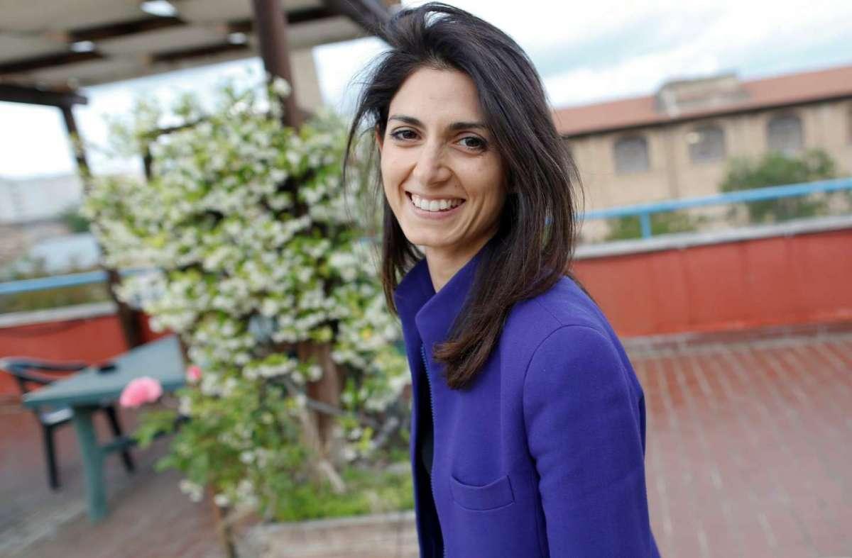 Le donne sindaco d'Italia, Virginia Raggi