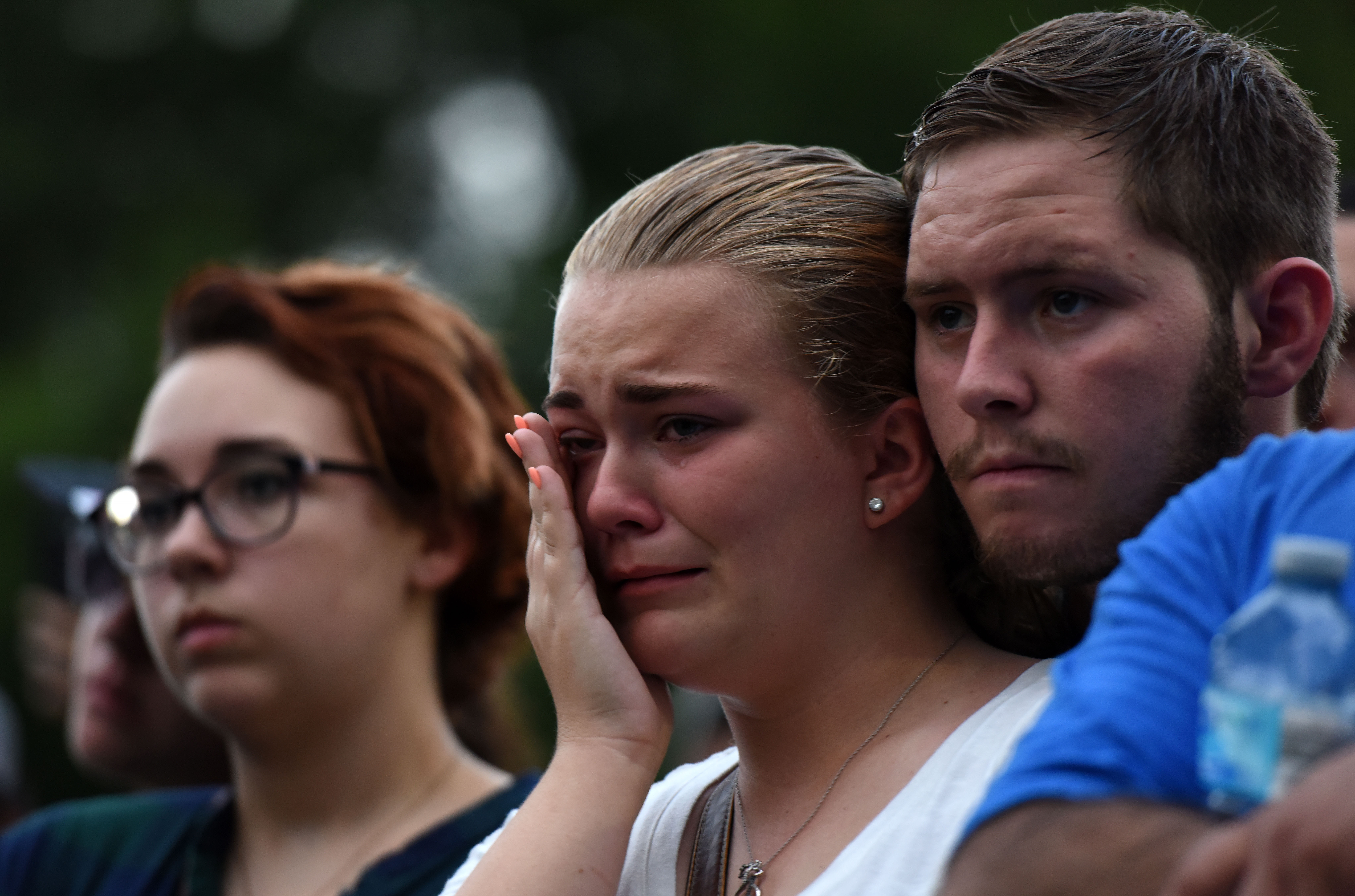Orlando , veglia per le vittime della strage