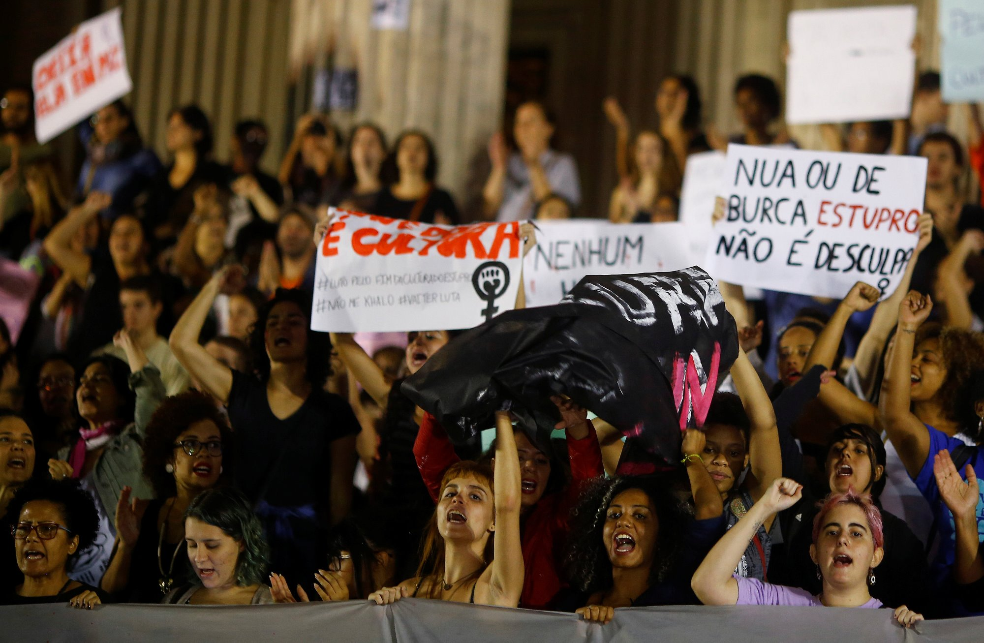 Violenza sulle donne in Brasile: il 70% delle vittime ha meno di 13 anni