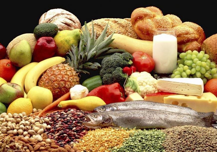 meno prodotti alimentari