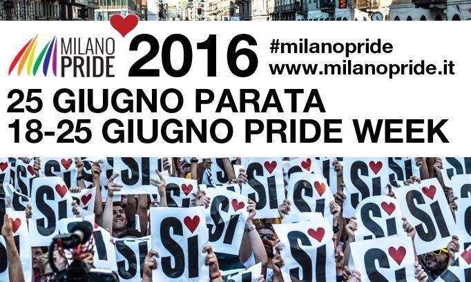 Milano Pride 2016: tutti gli eventi e le iniziative da non perdere