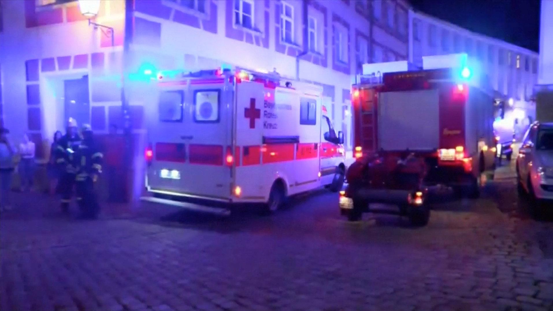 Germania, attentato ad Ansbach: muore l'attentatore e 12 feriti