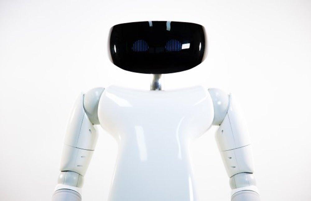 R1 è il primo robot casalingo made in Italy