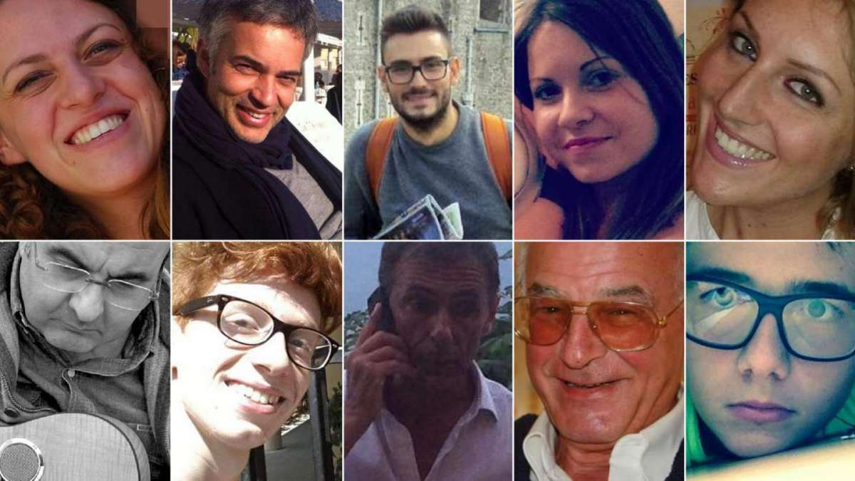 Chi sono le vittime dell'incidente ferroviario in Puglia [FOTO]
