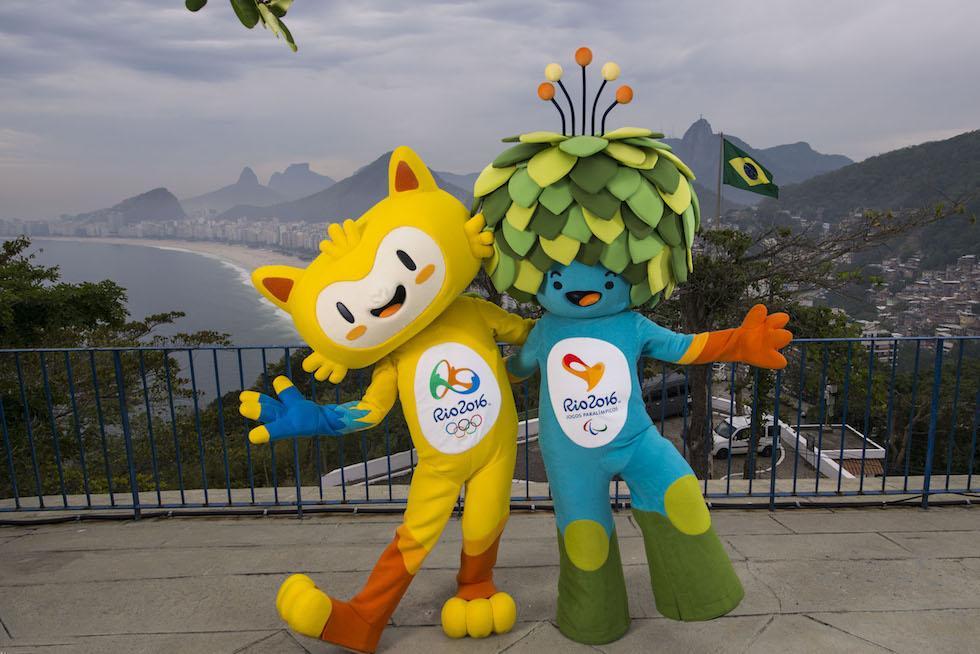Brazil Rio 2016 Mascot