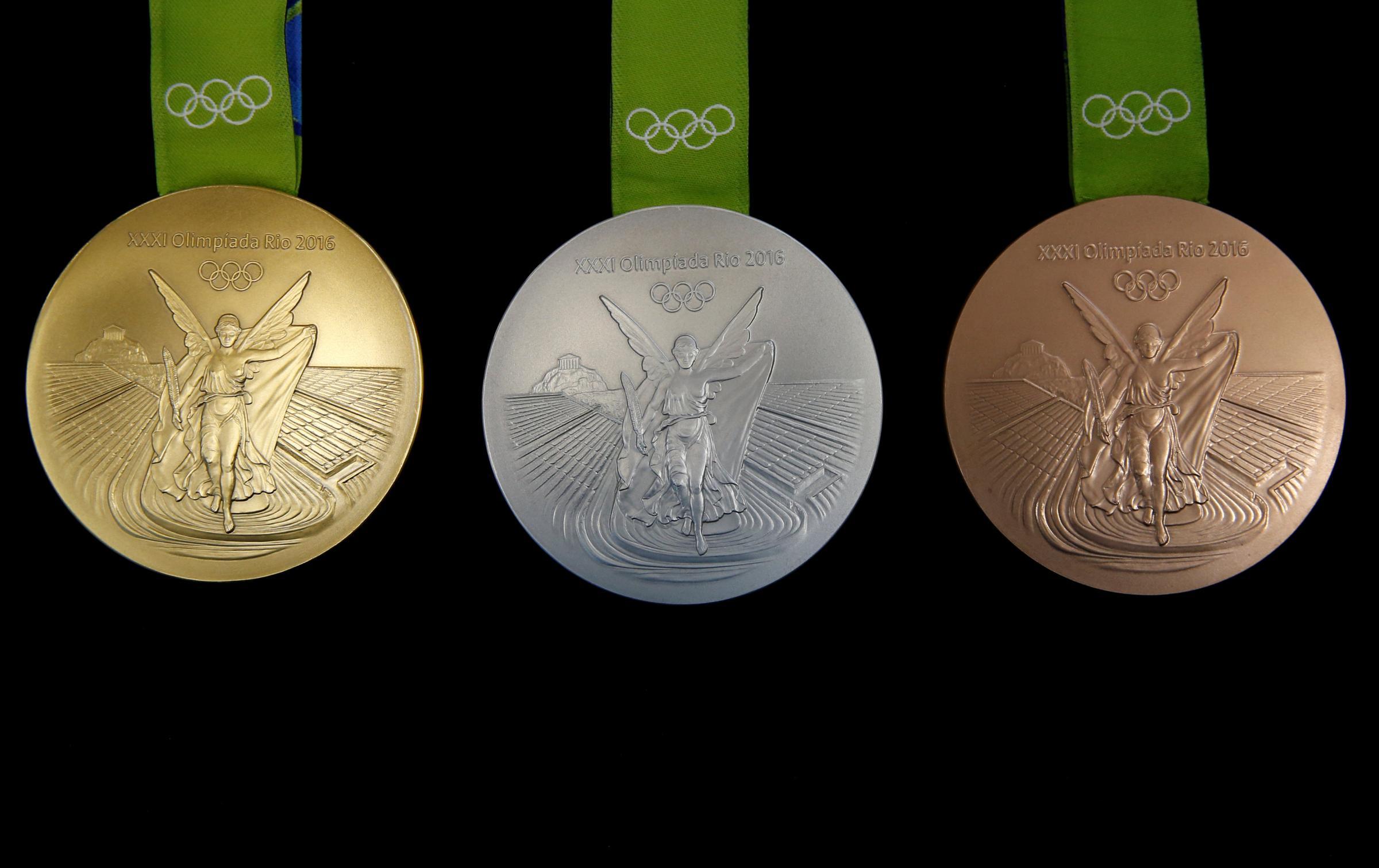 Rio 2016, l'officina di produzione delle medaglie olimpiche a Rio de Janeiro