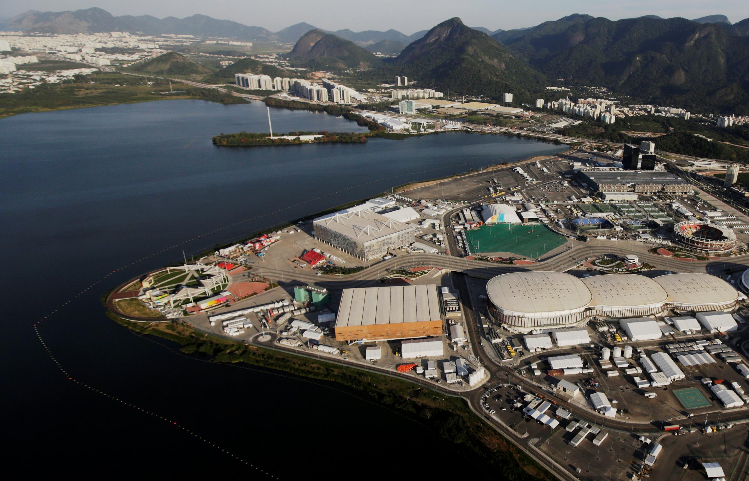 Rio de Janeiro, il villaggio olimpico pronto a ricevere gli atleti