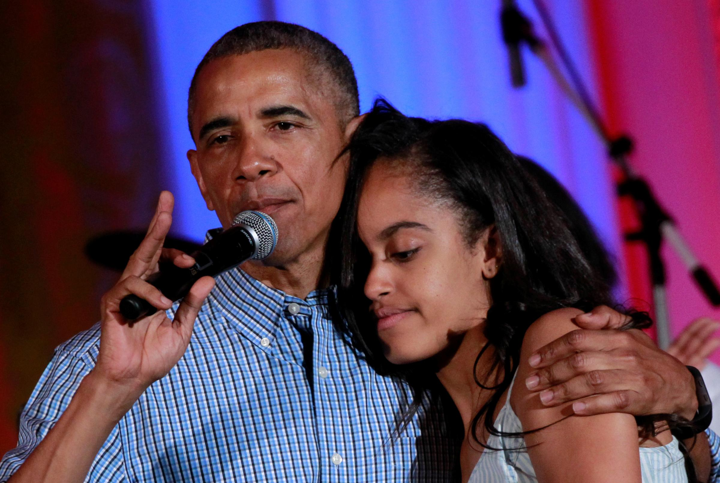 Malia Obama: il twerking che sta facendo scandalo in rete