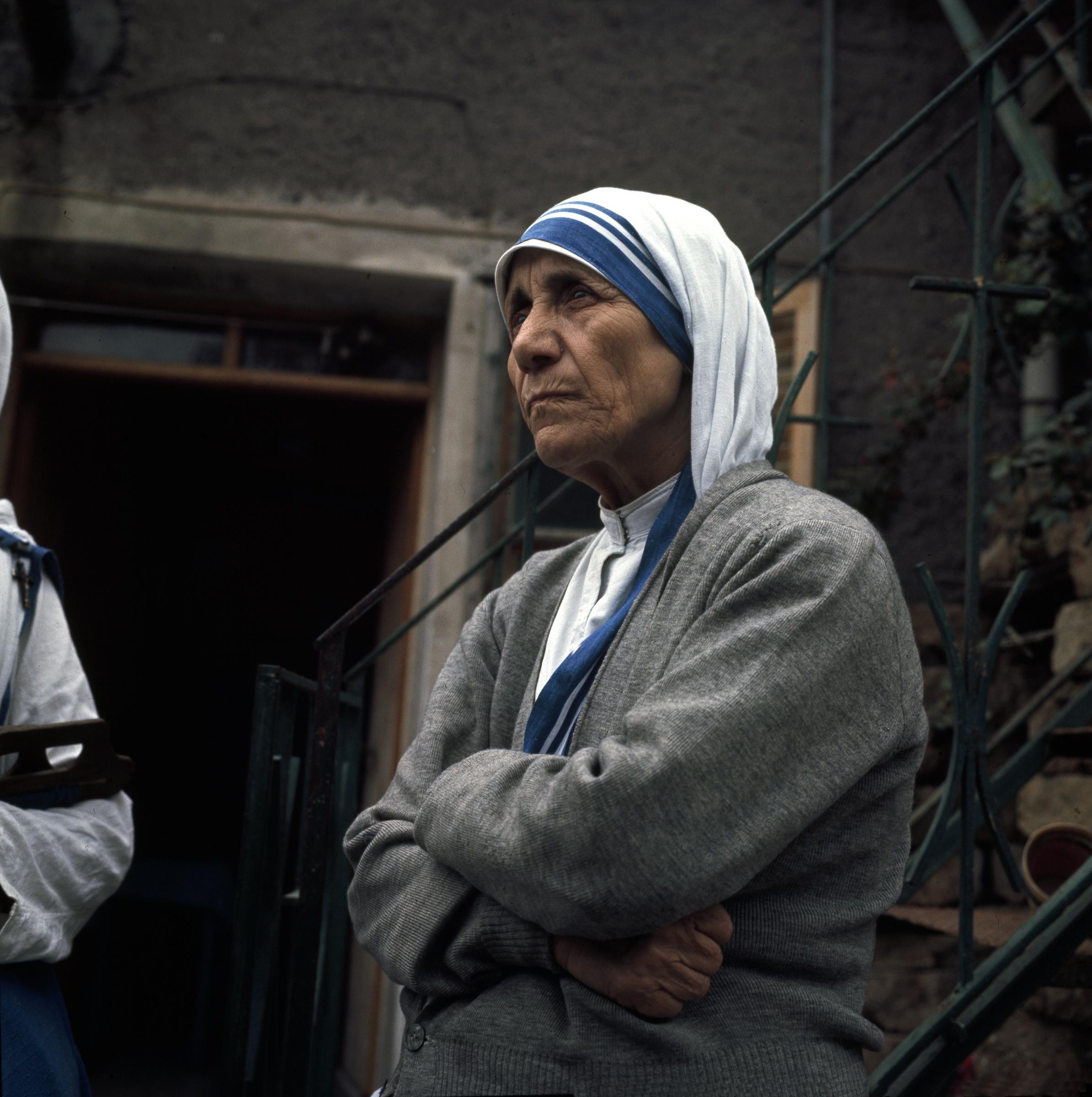 Teresa di Calcutta beata e santa