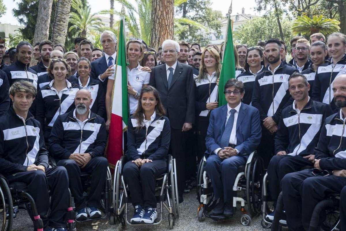 Paralimpiadi: tutte le atlete azzurre che non si arrendono mai [FOTO]