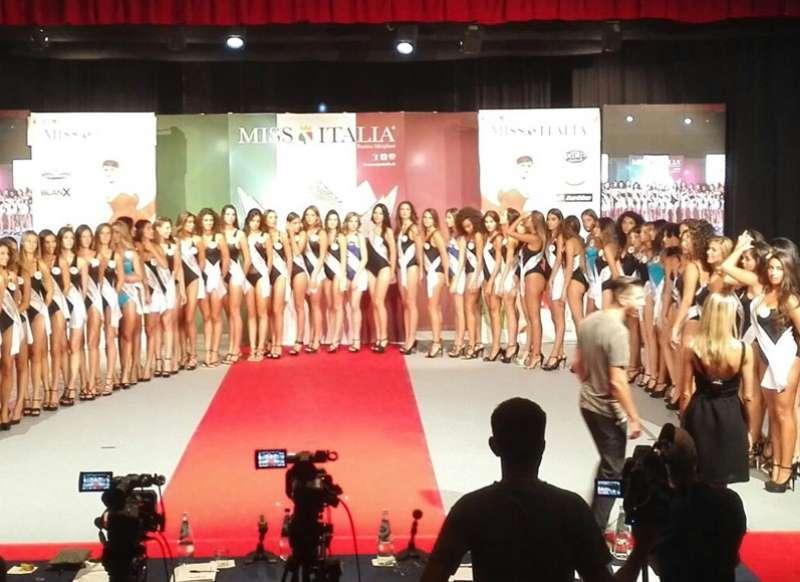 Miss Italia 2016: le 40 finaliste della 77esima edizione [FOTO]