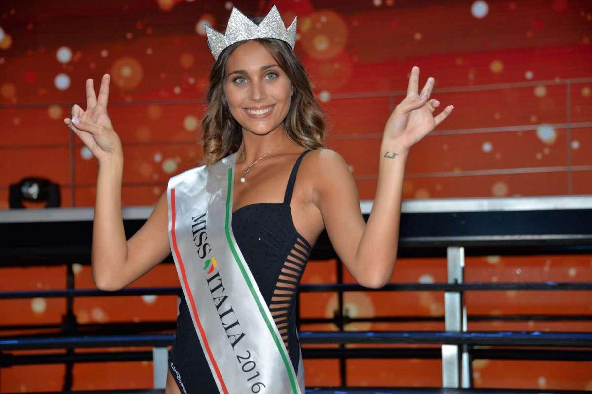Chi è Rachele Risaliti, la vincitrice di Miss Italia 2016 [FOTO]