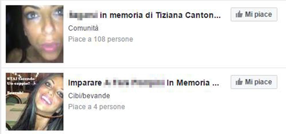 Tiziana Cantone è vittima di cyberbullismo?