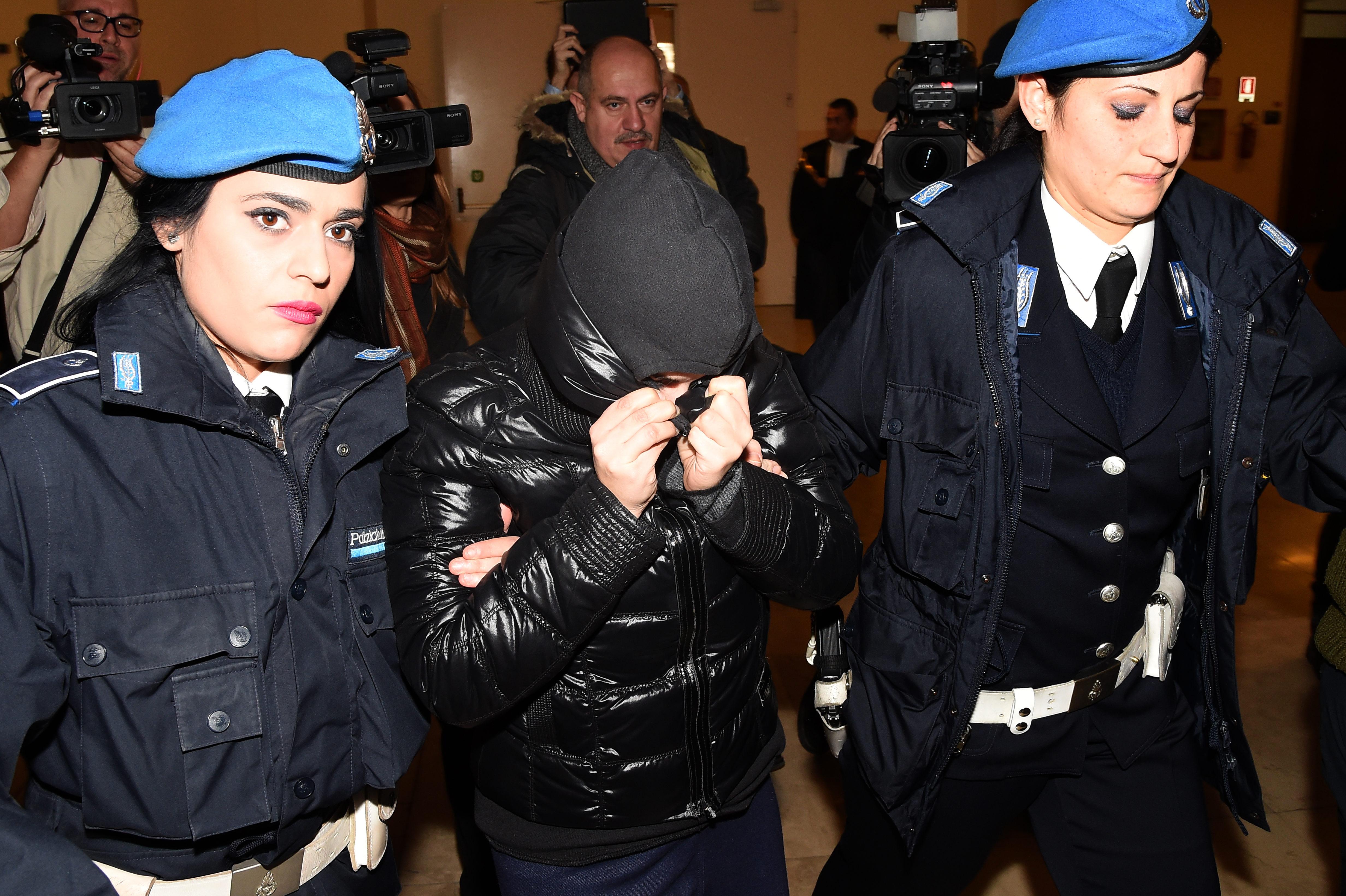 processo a Martina Levato e Alexander Boettecher