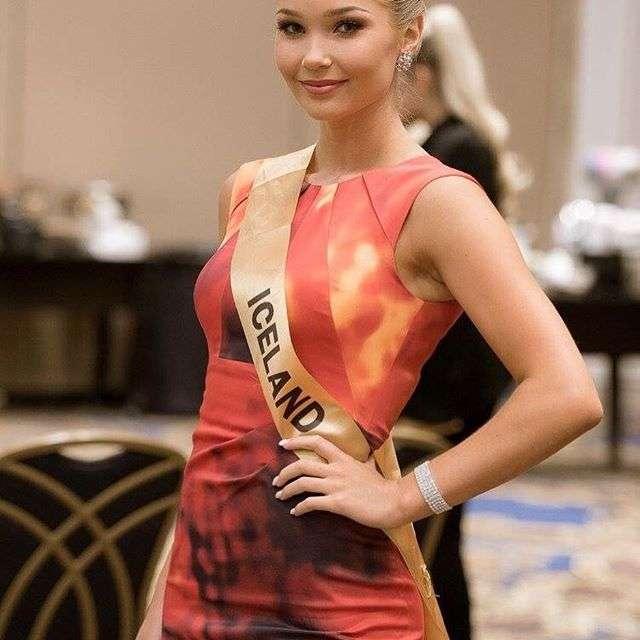 Miss Islanda si ritira dal concorso di bellezza: la obbligavano a dimagrire