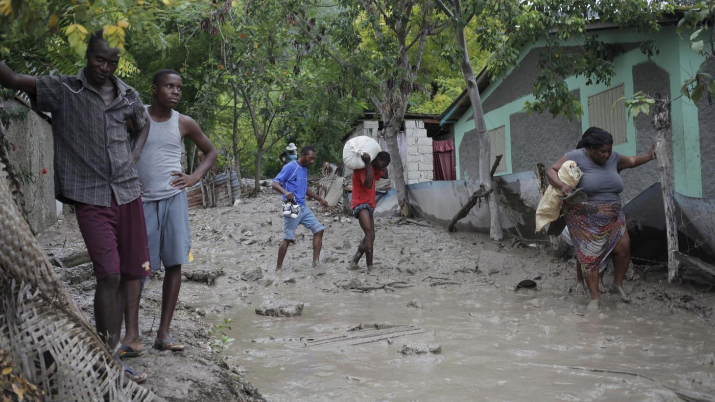 haiti uragano