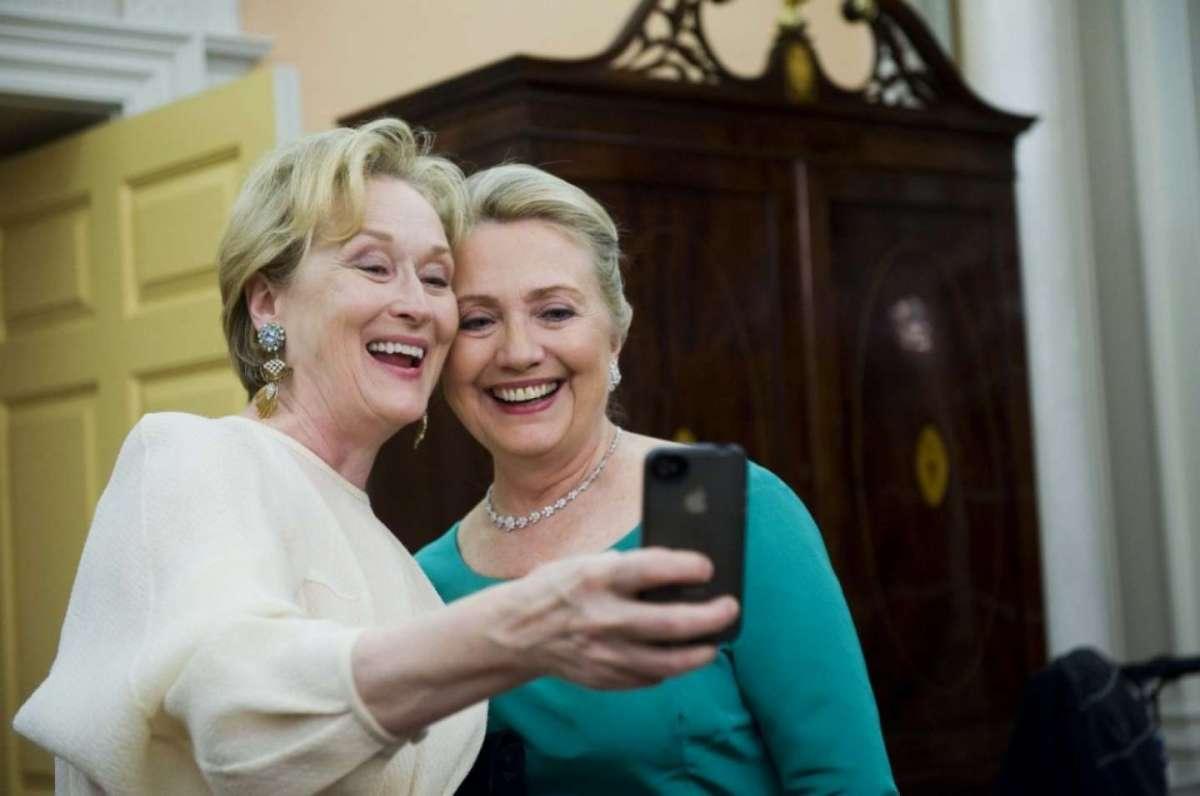 Elezioni presidenziali Usa, tutti i vip che appoggiano Hillary Clinton: da Madonna a Meryl Streep [FOTO]
