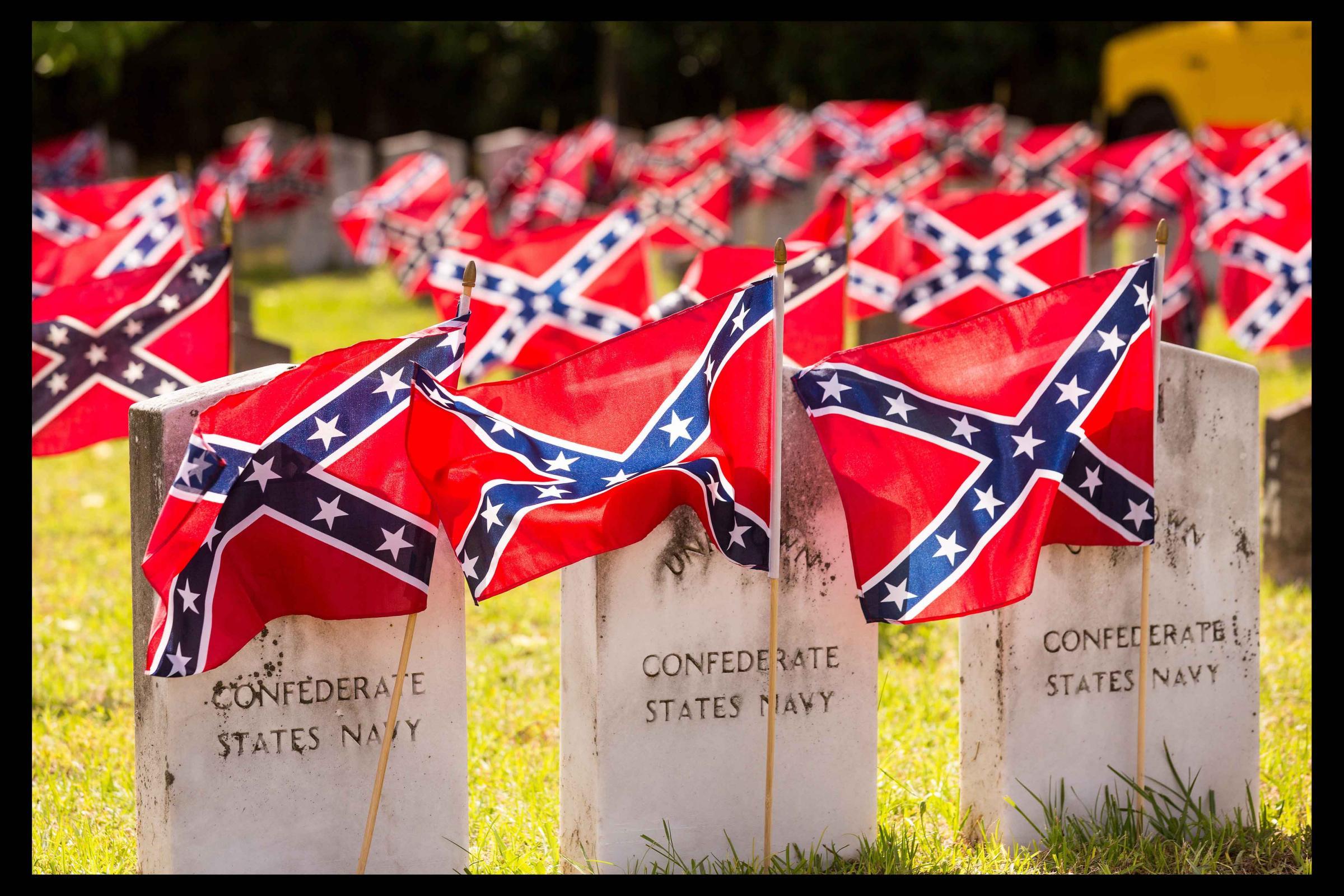 Confederate Flag Controversy Portfolio LaPresse