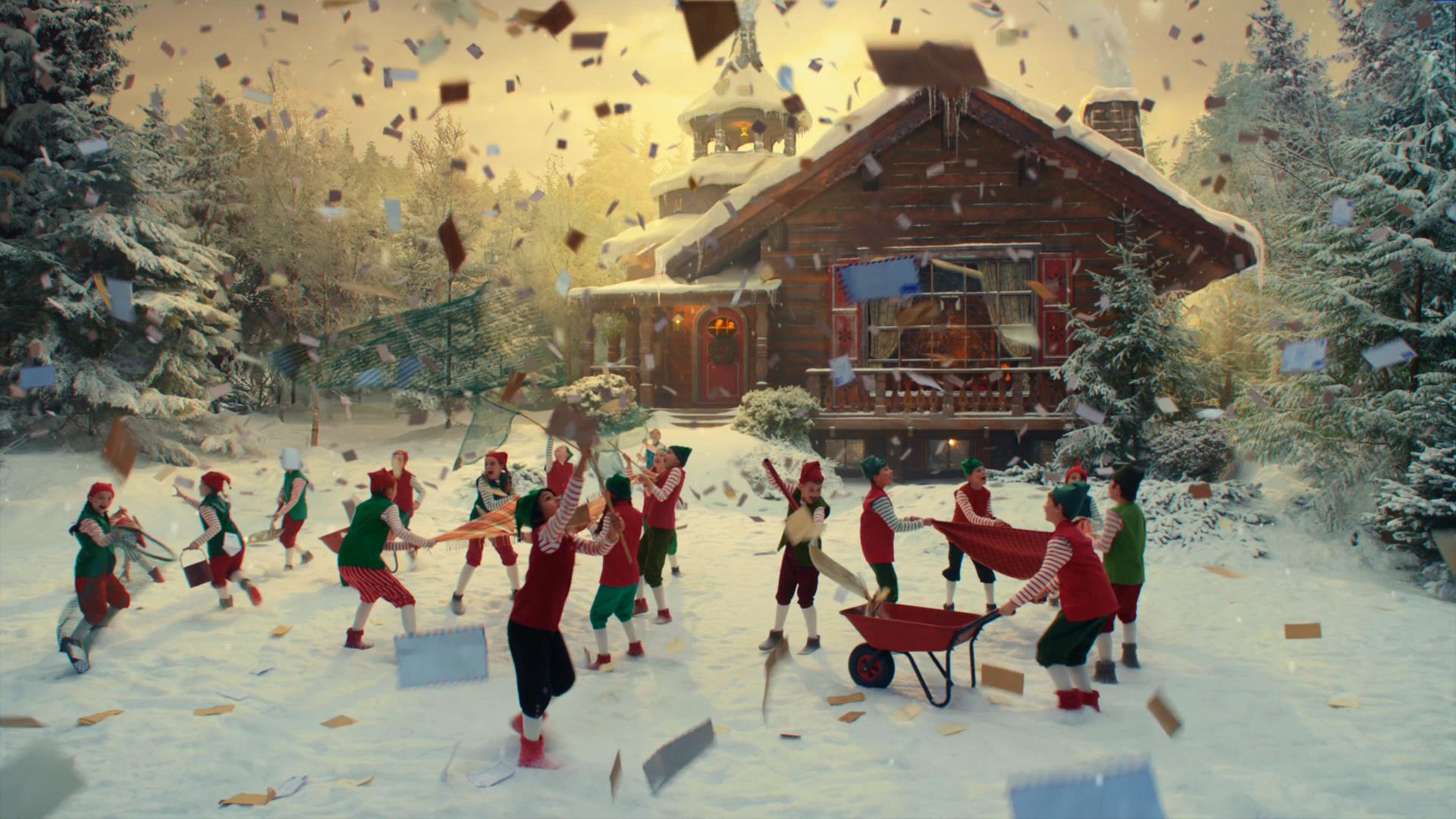 Esselunga Regali Di Natale.Esselunga Realizza Uno Spot D Autore Natalizio Babbo Natale Con