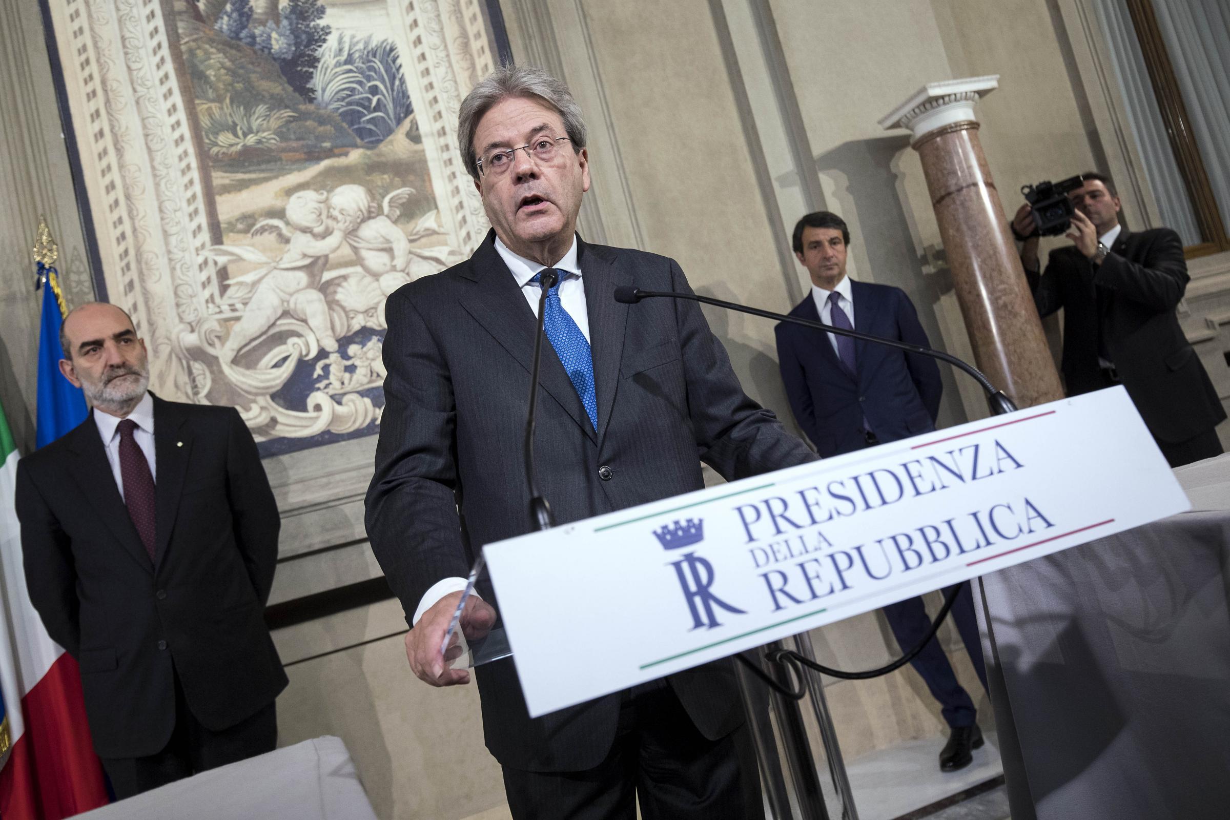 Chi è Paolo Gentiloni, il nuovo premier con riserva