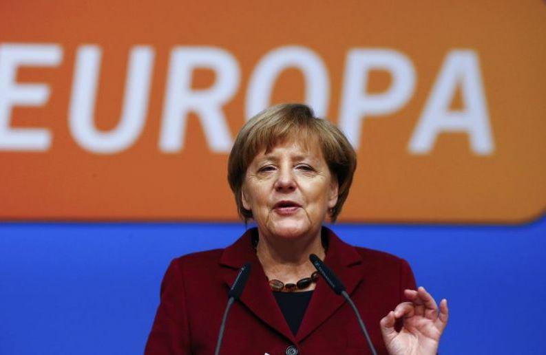Le donne più influenti del mondo nel 2016 Angela Merkel foto